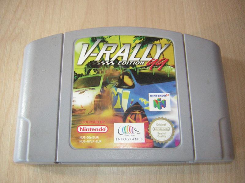 VRALLY FOR N64 | eBay UK )